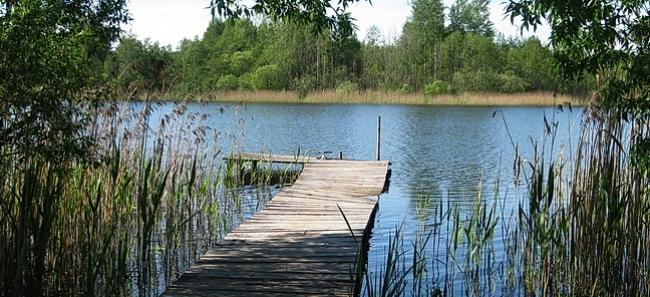 Озеро Островенское